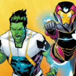 Champions #22 Review