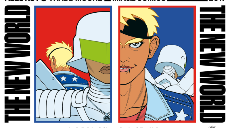 The New World #1 Advance Review
