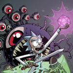 Rick and Morty vs Dungeons and Dragons #1 Review