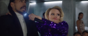 "Still of Kate McKinnon in ""The Spy Who Dumped Me"" (2018)"