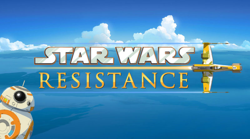 First Look: Star Wars Resistance