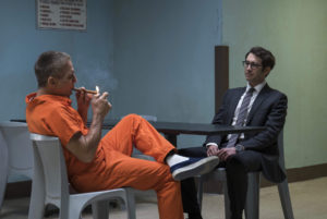 A scene from Season 1 Episode 1 of The Good Cop