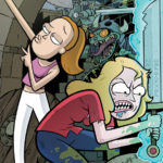 Rick and Morty vs Dungeons and Dragons #2 Review
