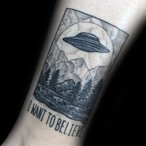 Tattoo Tuesday X Files Ink Rogues Portal