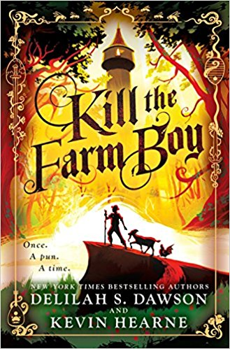 Kill The Farmboy Cover