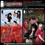 Exorsisters #1 Review