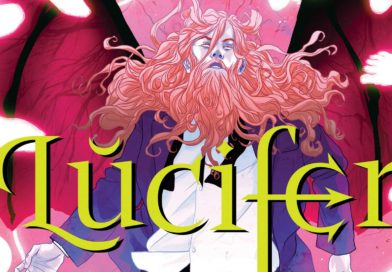 Lucifer #1 Review
