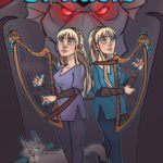 Kickstarter Spotlight –  Legend of the Shaders – Harp Twins Comic! by Camille and Kennerly (Harp Twins)