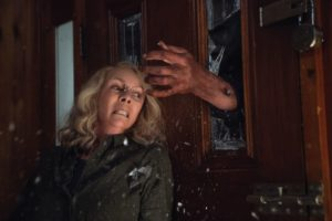 Still of Jamie Lee Curtis in Halloween (2018)