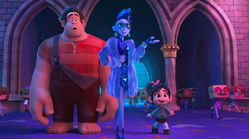 Film Review: Ralph Breaks the Internet