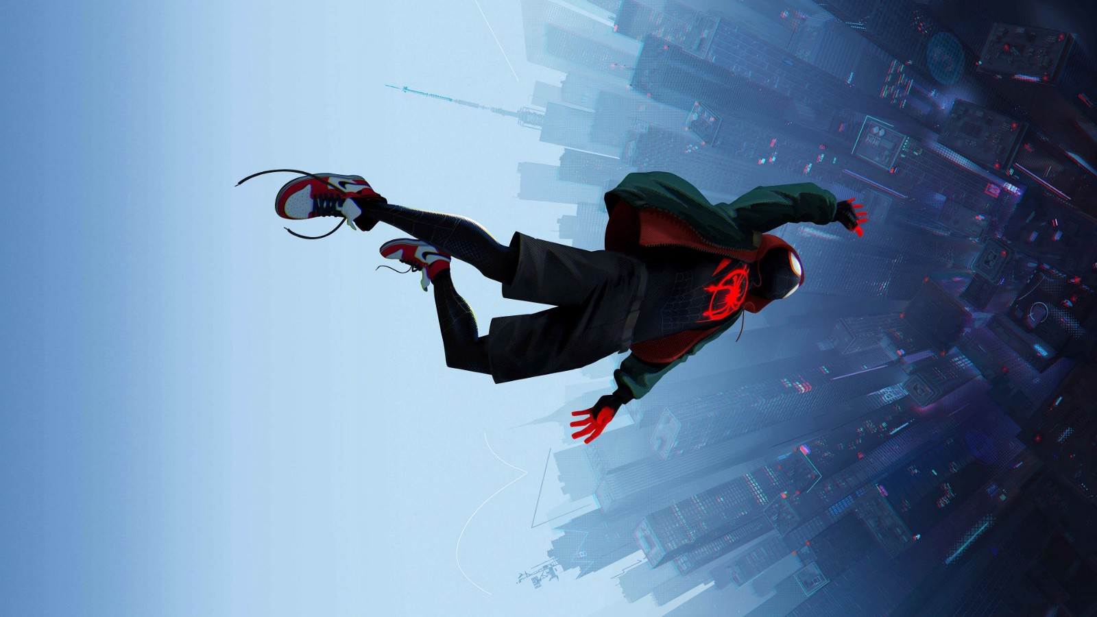 Movie Review Spider Man Into The Spider Verse Rogues Portal