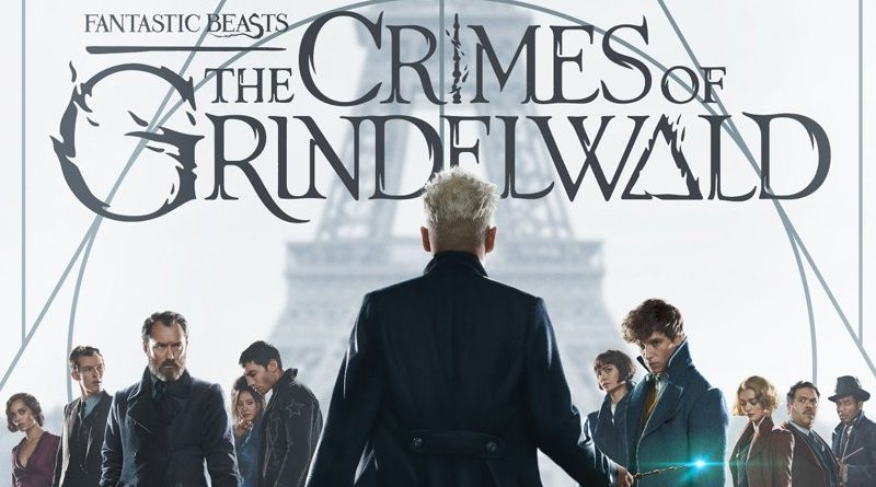 Poster for Fantastic Beasts: the Crimes of Grindelwald (2018)