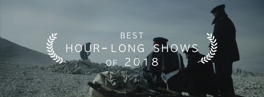 Best Hour-Long Shows of 2018
