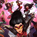 An All-Female Animated Spider-Women Film is headed our way!