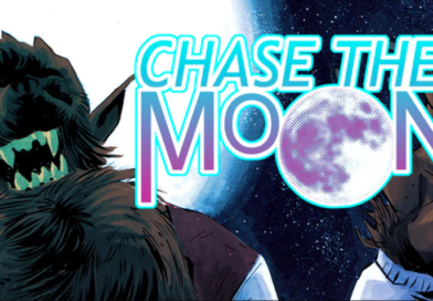 Kickstarter Spotlight: CHASE THE MOON