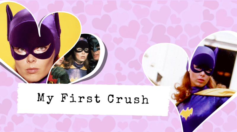 My First Crush: Yvonne Craig's Batgirl