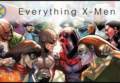 Everything X-Men: Inhumans vs X-Men