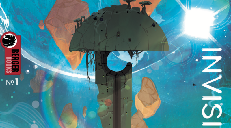 Invisible Kingdom #1 Review