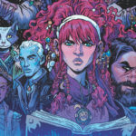 Dungeons & Dragons: A Darkened Wish #1 Review