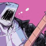 Metalshark Bro #1 Advance Review
