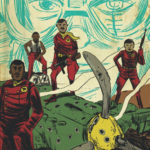 Black Hammer '45 #1 Review