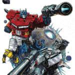 Transformers #1-3