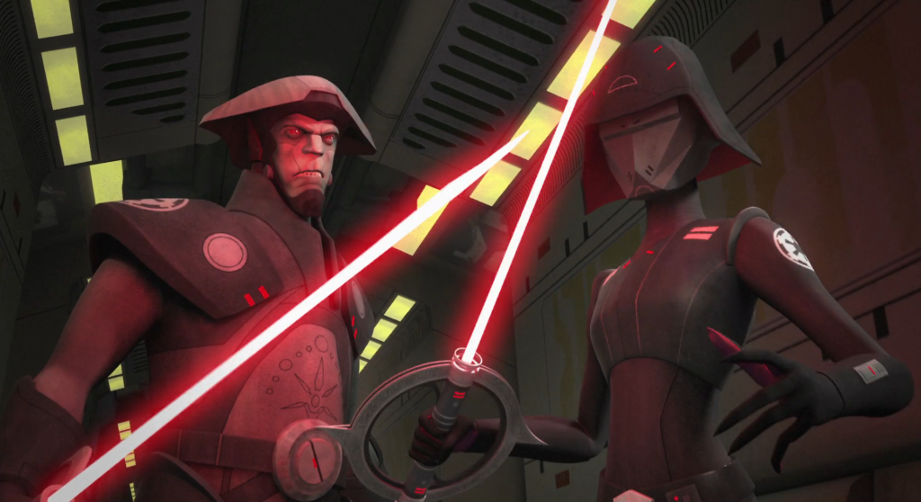 Inquisitors Rebels