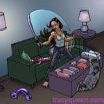 Tracy Queen Volume 1