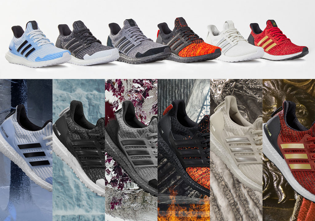 Game of ThronesXAdidas Shoe Collection