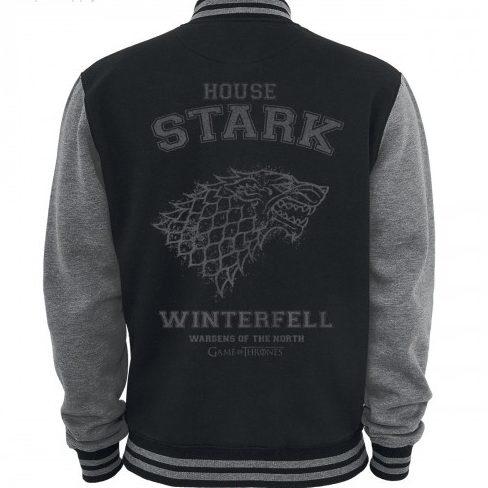 House Stark Varsity Jacket