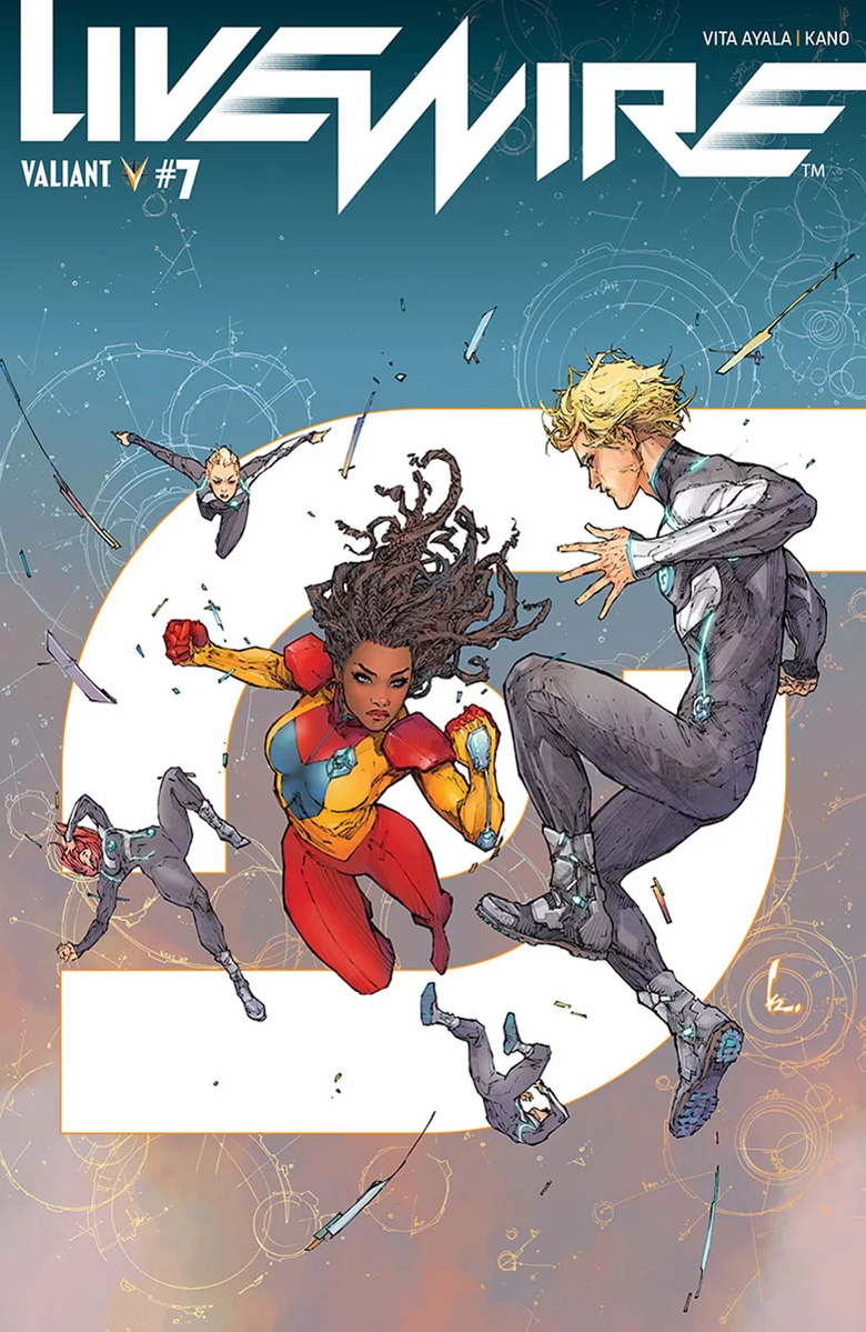 Livewire #7 Cover A