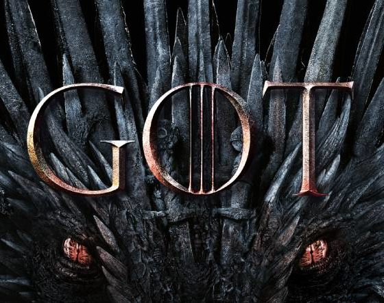 Poster for HBO's Game of Thrones