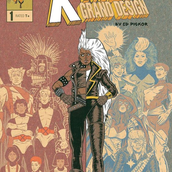 X-Men: Grand Design - X-Tinction #1