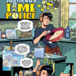 [REVIEW] 'JUGHEAD'S TIME POLICE' BRINGS A FRESH VOICE TO A CLASSIC CONCEPT