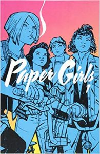 Paper Girls by Brian K Vaughn