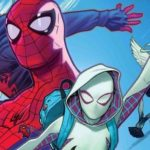 [REVIEW] GWEN STACY GOES TO COLLEGE IN 'GHOST SPIDER #1'