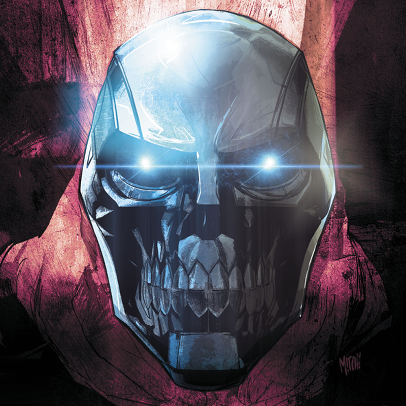 Year of the Villain: Black Mask #1