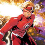 [REVIEW] NO LOOKING BACK FOR WALLY WEST IN 'FLASH FORWARD #1'