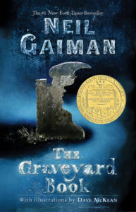 Graveyard Book Halloween Reads