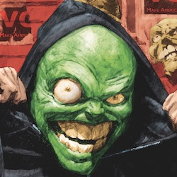 THE MASK: I PLEDGE ALLEGIANCE TO THE MASK! #1