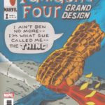 [REVIEW] TOM SCIOLI TAKES THE CREATOR-DRIVEN BATON IN 'FANTASTIC FOUR: GRAND DESIGN #1'