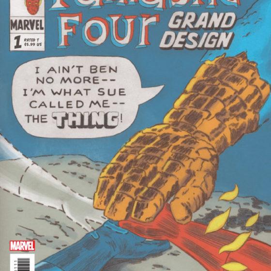 Fantastic Four: Grand Design #1