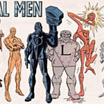 [REVIEW] 'METAL MEN #1' FINDS ITS HUMANITY