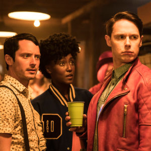 dirk gently's holistic detective agency tv shows