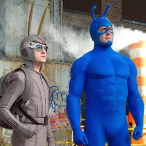 the tick tv shows