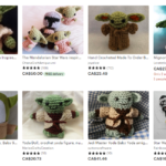 [CRAFTS] DISNEY IS CRACKING DOWN ON ETSY STORES SELLING HANDMADE BABY YODAS