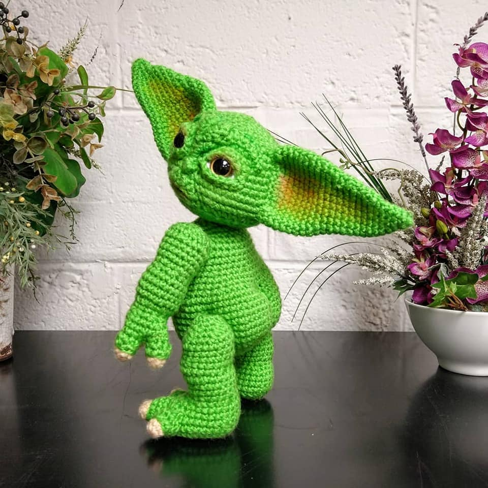 25+ Baby Yoda Amigurumi Ideas - Free Crochet Patterns - Pattern Center | 960x960