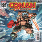 Conan The Barbarian 2099 #1