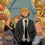 [REVIEW] 'FOLKLORDS #1' QUESTS FOR ANSWERS