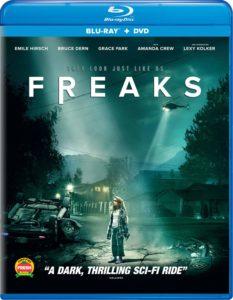 Freaks Blu-ray